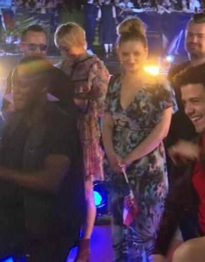 Eurovision'un ev sahibi İsrail protesto edildi
