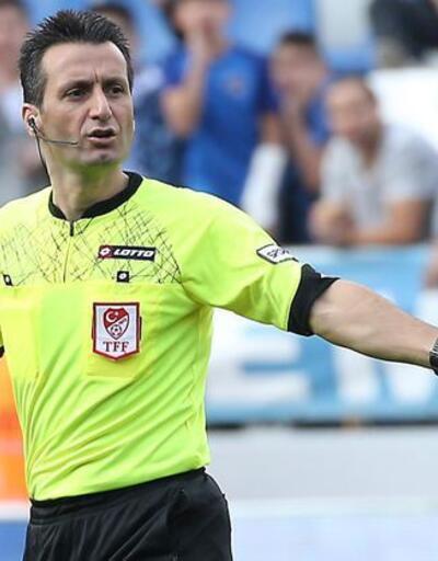 Akhisarspor-Galatasaray kupa finalini Suat Arslanboğa yönetecek