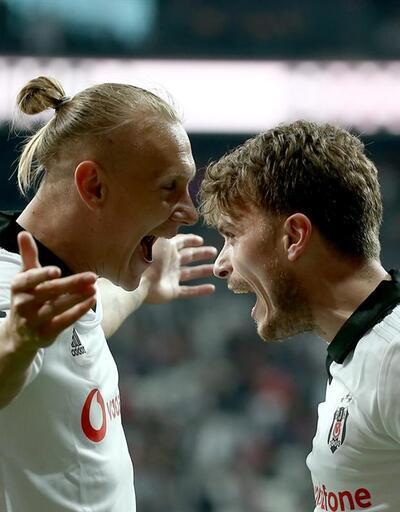Beşiktaş 2-1 Alanyaspor / Maç Özeti