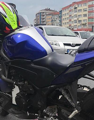 D-100'de feci kaza: Genç motosiklet sürücüsü hayatını kaybetti