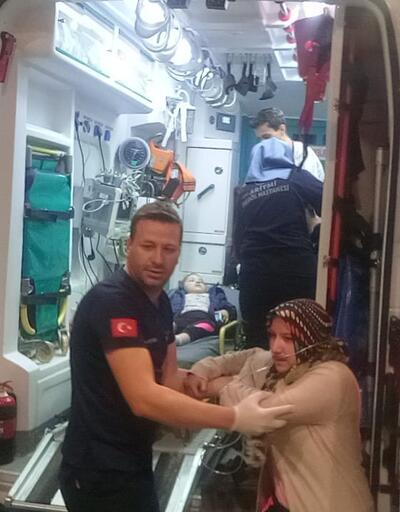 Bursa'da apartmanda yangın: 14 kişi hastaneye kaldırıldı