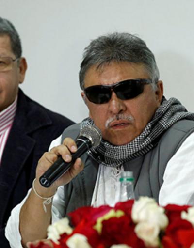 FARC'ın sembol ismi cezaevi çıkışı yeniden gözaltında