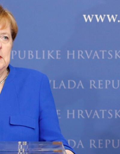 Merkel: Avrupa'da barışın, güvenliğin ve özgürlüğün kalıcı olmasını istiyoruz