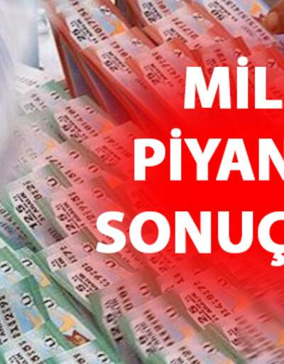 Milli Piyango 19 Mayıs 2019 çekiliş sonuçları ve MPİ sıralı tam liste