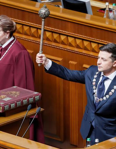 Yeni Cumhurbaşkanı Zelenskiy erken seçim ilan etti