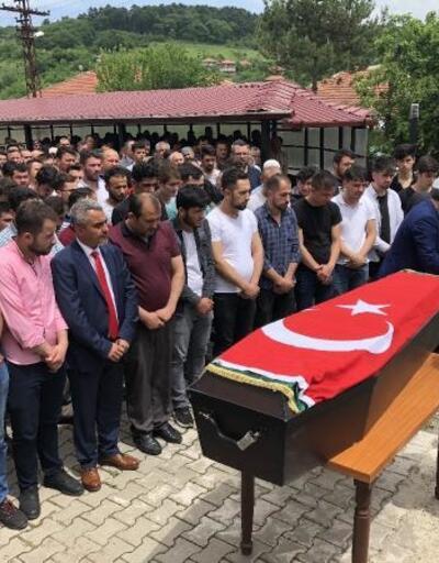 Ardahan'da taş ocağındaki patlamada ölen işçi toprağa verildi