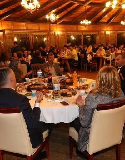 Demirköy Kaymakamlığı'ndan, Şehit ailelerine ve gazilere iftar yemeği