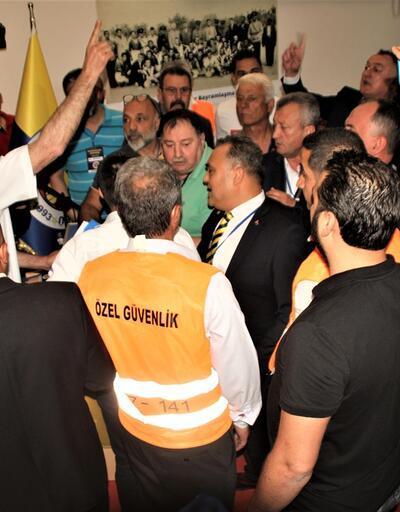 Menemen Belediyespor'da gergin kongre