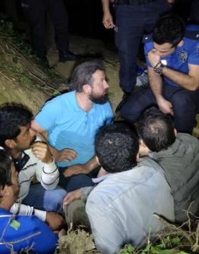 Kaçak defineciler kazıyı kıraathanede planlamış