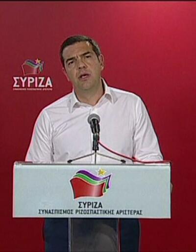 Yunanistan Çipras'ın mağlubiyetini konuşuyor
