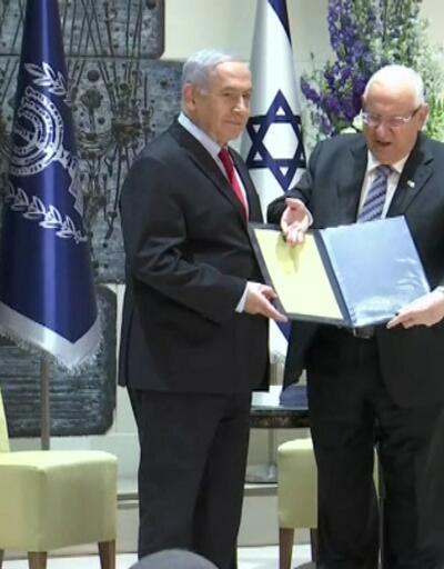 İsrail Başbakanı Netanyahu yine zorda