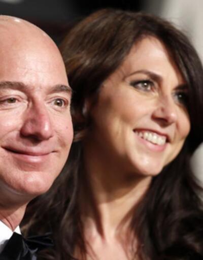 MacKenzie Bezos 37 milyar dolarlık servetinin yarısını bağışlayacak