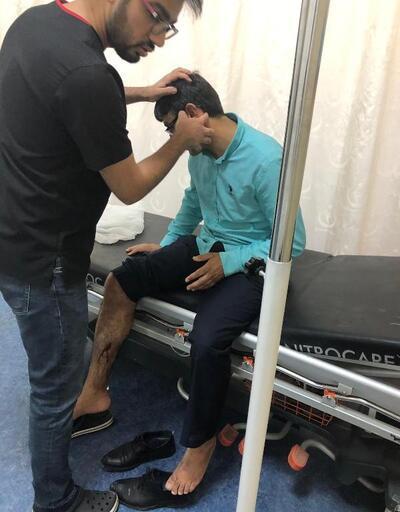 Başkanın yakınlarından, okul müdürü ile milli eğitim müdürüne saldırı