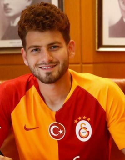 Gökay Güney Galatasaray'la imzaladı