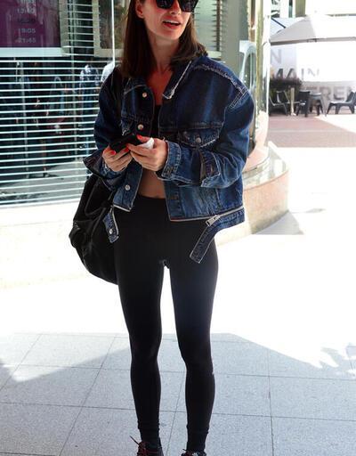 Yasemin Özilhan, İspanya'da yaşadıkları tribün kavgasını anlattı