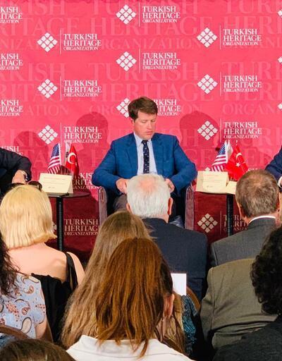"""Washington'da """"Değişen Dünyada ABD, Türkiye ve NATO"""" paneli"""