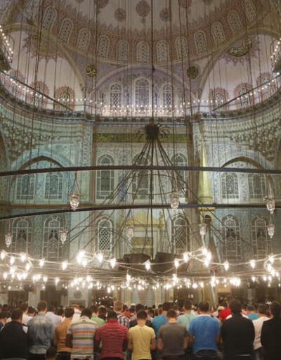 Teravih namazı saat kaçta? İstanbul teravih namazı saati – 31 Mayıs