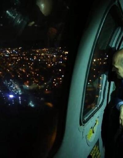 Bakan Soylu, Bolu'da trafik denetimine katıldı