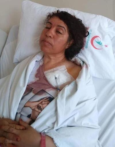 Odun kesen komşu kadını dövüp, nacakla saldırdı
