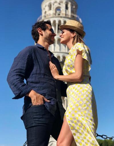 İtalya'da aşk tatili!
