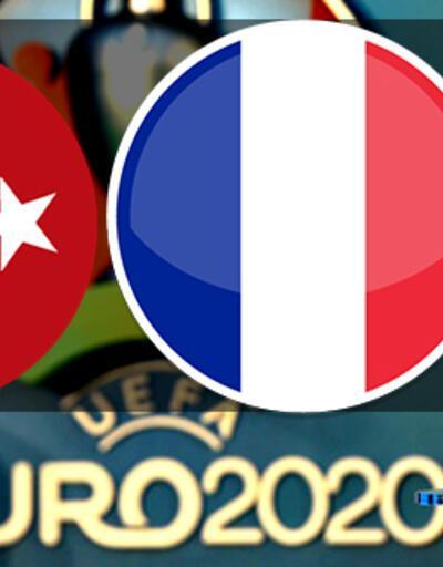 Türkiye Fransa maçı ne zaman, saat kaçta, hangi kanalda?