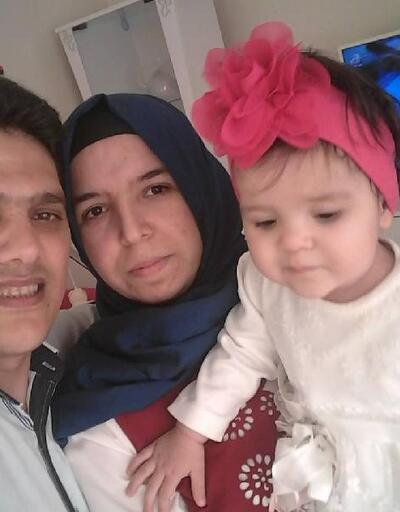 Minik Rahime Eda, doğum gününde kazada yaşamını kaybetti