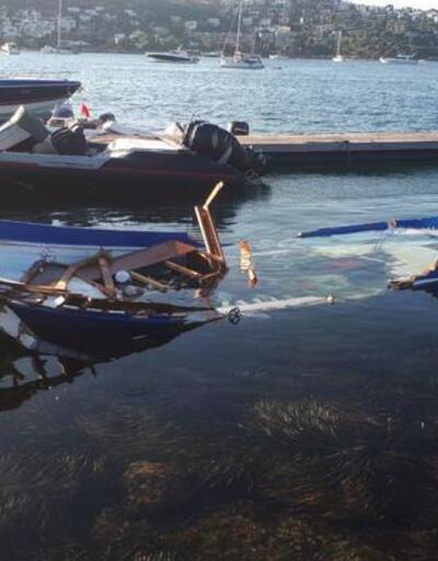 3 gazetecinin bulunduğu tekneye çarpan kaptan tutuklandı