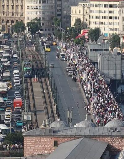 İstanbul'da bayram trafiği yüzde 49'a kadar ulaştı