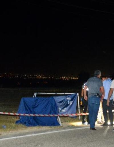 Adana'da yol kenarında erkek cesedi bulundu
