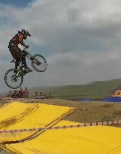 Downhill Türkiye Şampiyonası başladı