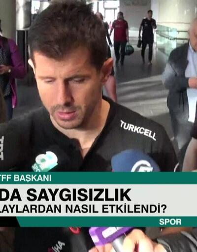 TFF Başkanı Nihat Özdemir, İzlanda'daki skandalı anlattı