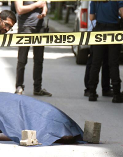 8 katlı apartmanın çatısından atlayan genç hayatını kaybetti