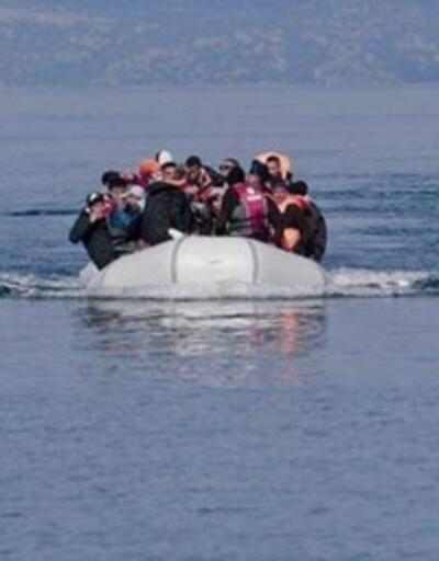 Ege Denizi'nde göçmenleri taşıyan bot battı: En az 6 kişi hayatını kaybetti