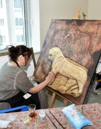Türkoğlu Belediyesi 4'üncü Ulusal Sanat Çalıştayı başladı