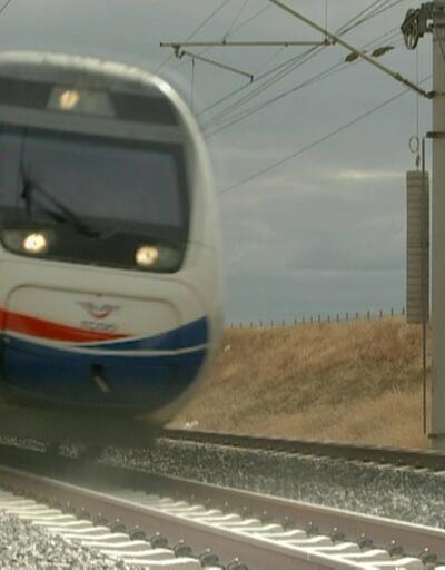 Çerkezköy-Kapıkule demir yolu hattında imzalar atıldı