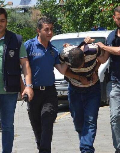 14 yaşındaki öz kızını hamile bırakan baba tutuklandı