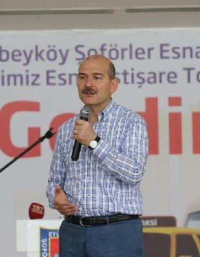 Bakan Soylu: İstanbul'u kimse kaçak göçmen merkezi olarak görmeyecek