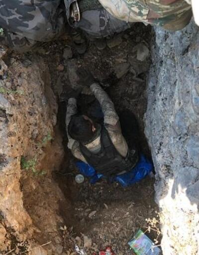 Şırnak'ta PKK sığınağı kullanılamaz hale getirildi
