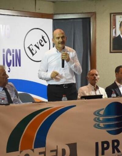 Soylu Türkiye Otobüsçüler Federasyonu'nu ziyaret etti