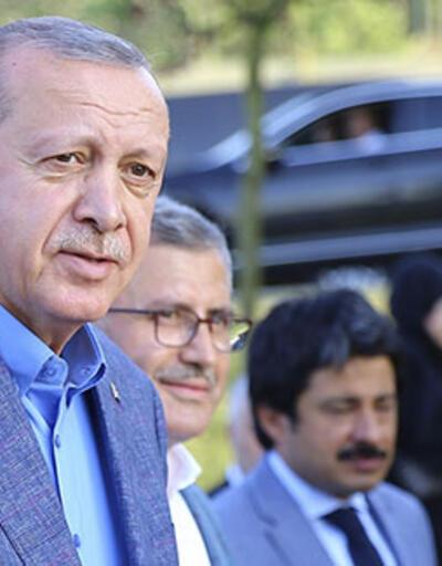 Cumhurbaşkanı Erdoğan'dan 'Mursi' açıklaması: Şehidimize Allah'tan rahmet diliyorum