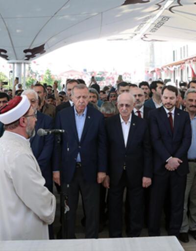Mursi için Fatih Camii'nde gıyabi cenaze namazı