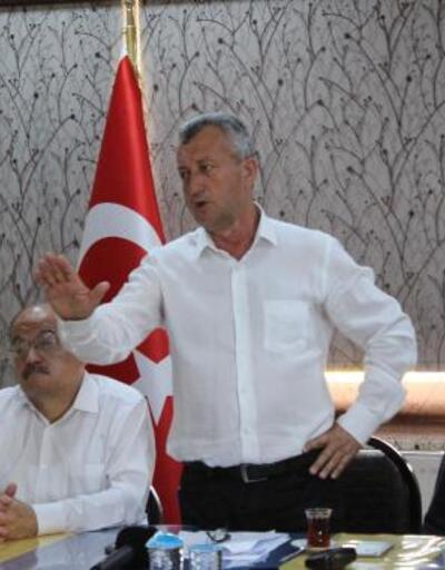Tahir Şahin 1 ay sonra istifa etti
