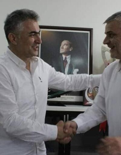 Mehmet Altıparmak imzayı attı