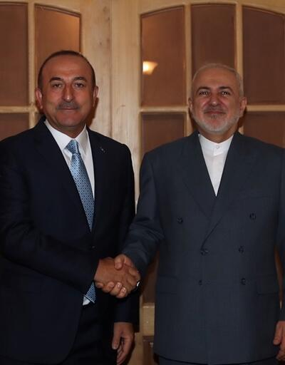 Dışişleri Bakanı Çavuşoğlu İran'da
