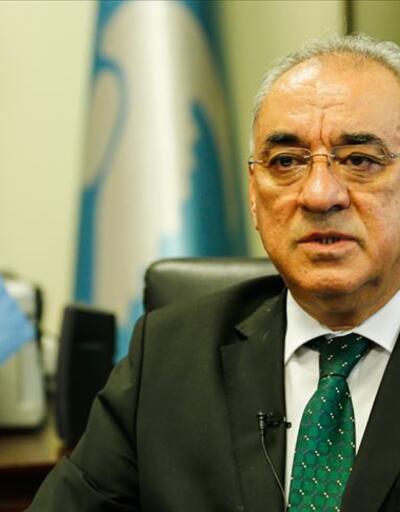 DSP Genel BaşkanıAksakal, sandığa gitmedi