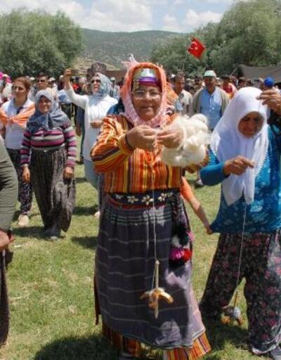 Gelendost'ta Yörük Türkmen Şenliği