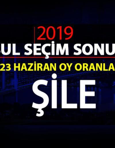 Şile seçim sonuçları 2019… İstanbul Şile oy oranları