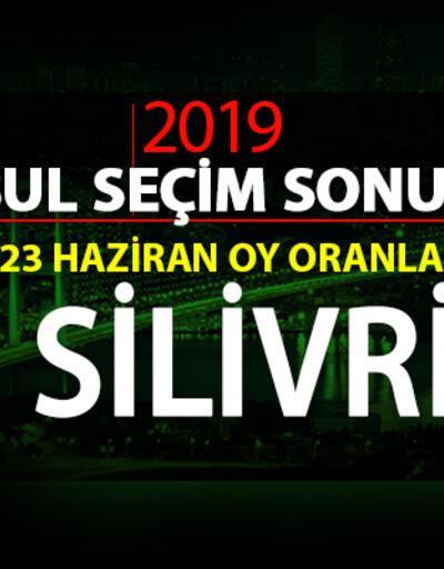 Silivri seçim sonuçları 2019… İstanbul Silivri oy oranları