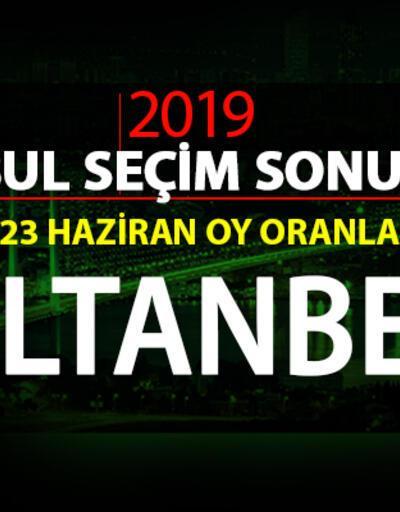 Sultanbeyli seçim sonuçları 2019… İstanbul Sultanbeyli oy oranları