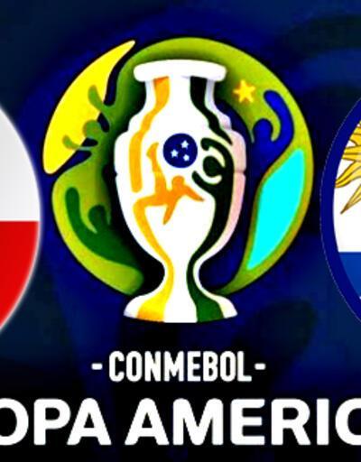 Şili Uruguay Copa America maçı ne zaman, saat kaçta, hangi kanalda?